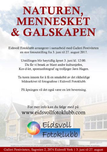 Eidsvoll Fotoklubbs store fotoutstilling